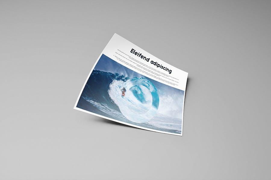 Preview image 3 for Горизонтальные Флаер A4/A5