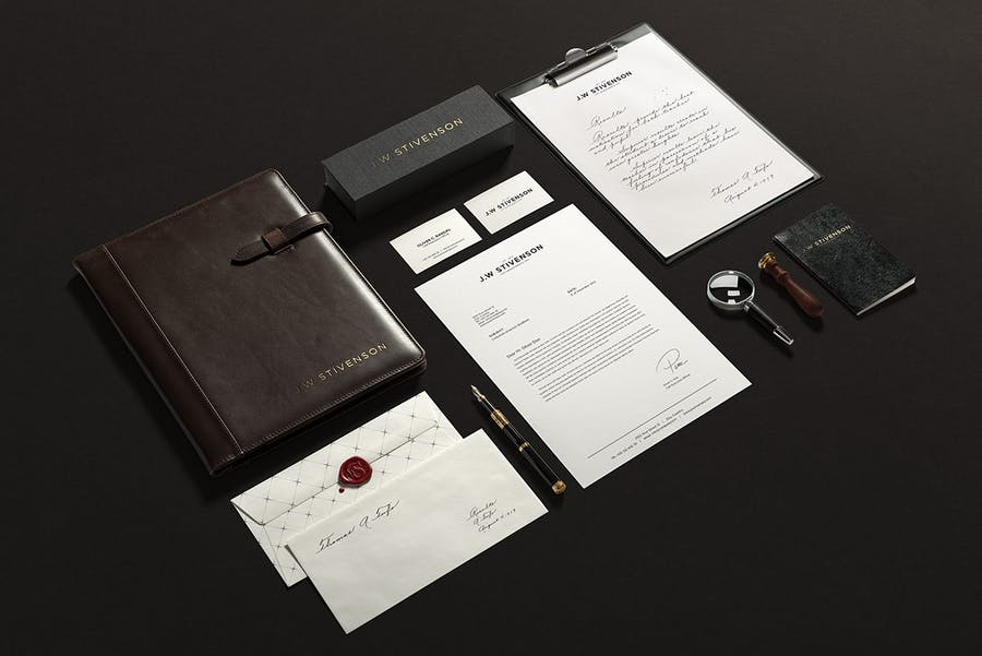 Preview image 3 for Luxury Branding Mockup
