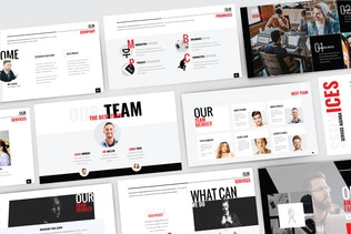 Thumbnail für VIRTUAL BUSINESS - Powerpoint V455