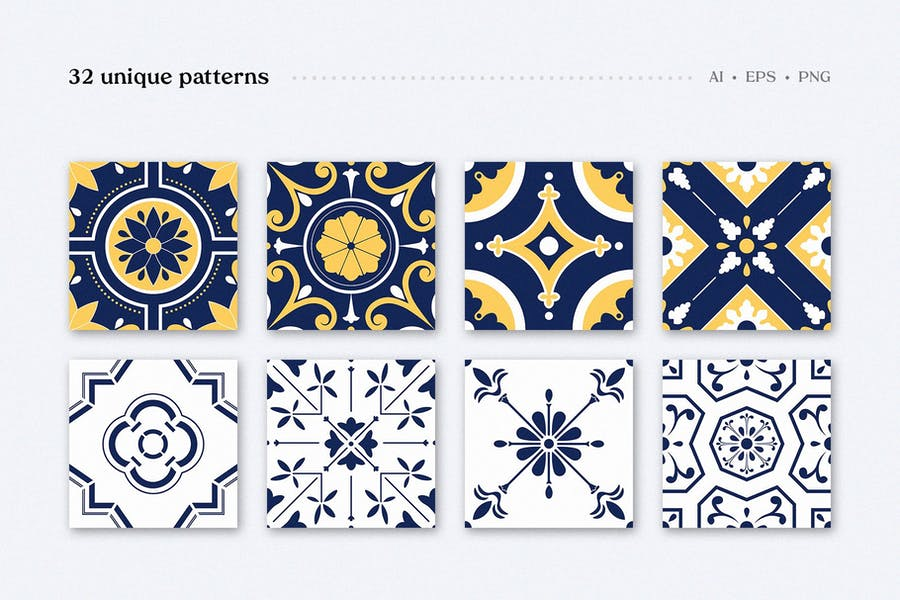 Moroccan Patterns and Ornaments - product preview 2