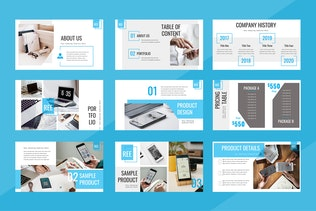 Thumbnail for Redeem -  Pitch Deck Powerpoint Presentation