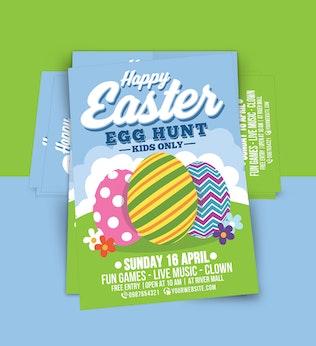 Miniature pour Bonne chasse aux œufs de Pâques pour les enfants