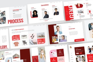 Thumbnail für ONLINE BUSINESS - Powerpoint V479