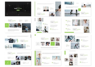 Thumbnail for Dragao - Powerpoint Template