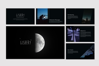 Thumbnail for Gishery - Powerpoint Template