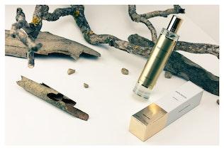 Thumbnail for Slim Perfume Mockup