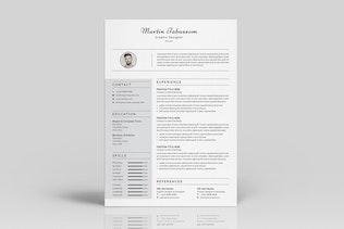 Resume Template 48