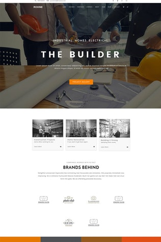 Thumbnail for Corporate MultiPurpose HTML Template for Business