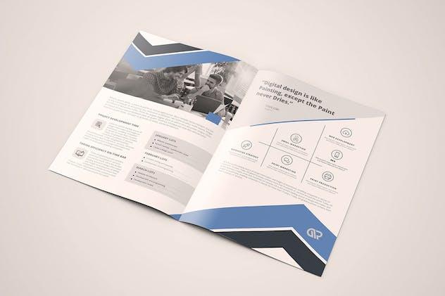 Bifold Brochure #11