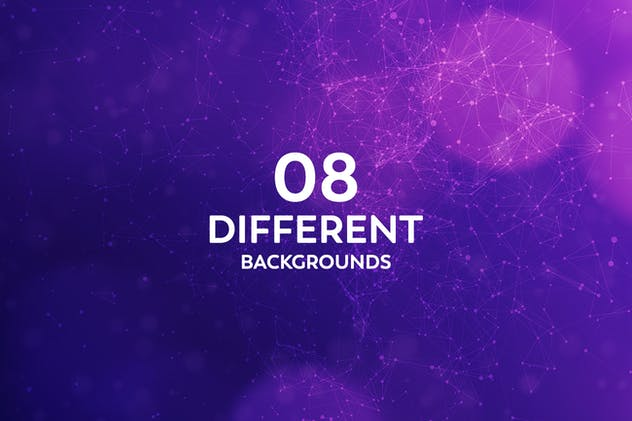 Network Abstract Backgrounds - product preview 2