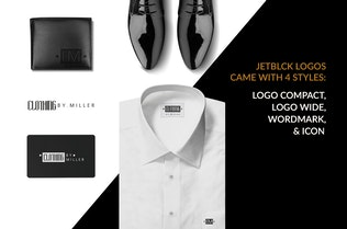 Thumbnail for 30 Premade Logos – Minimal Edition