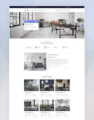 Selio - Real Estate HTML Theme