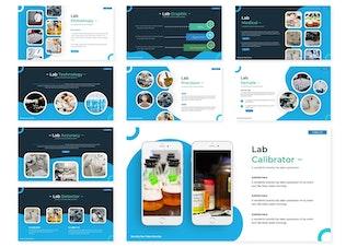 Labia | Шаблон слайдов Google