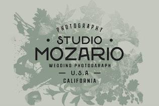 Thumbnail for Wedding Font Pairing
