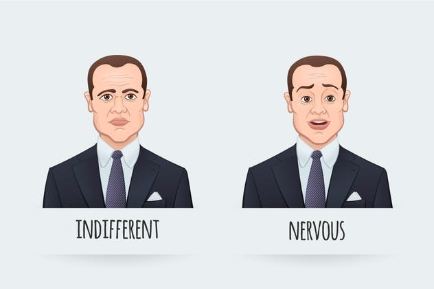 Emotions of a Businessman - product preview 0