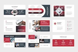 Gamma - Business Keynote Presentation
