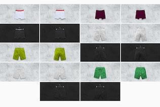 Thumbnail for Shorts Boxer Briefs Mockup