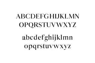 Maiah Con serifa Font Family Pack