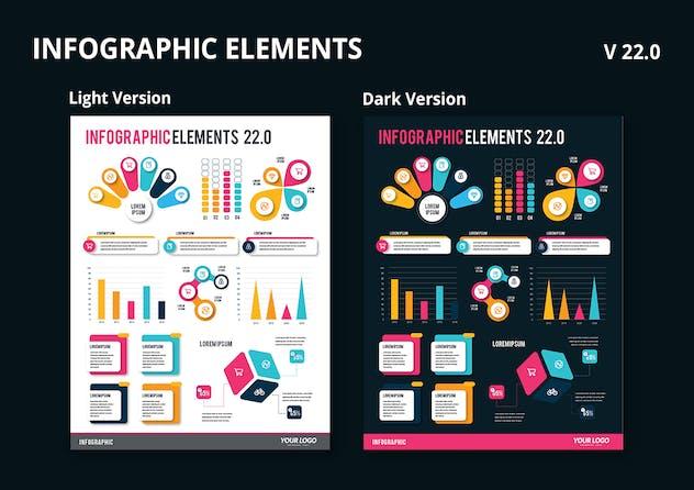 Infographic Examples for Designer V.27