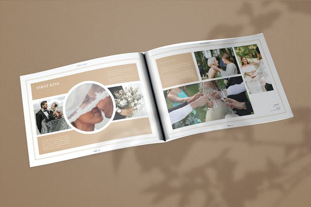 Party Wedding - Photo Album - product preview 1