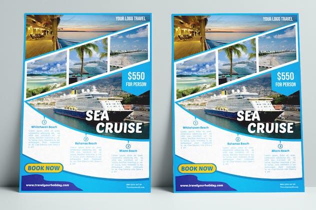 Travel Destination Flyer vol 3 - product preview 2