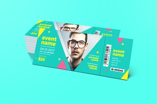 Thumbnail for Event Ticket