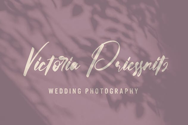 Loveless - Wedding Calligraphy Font - product preview 4