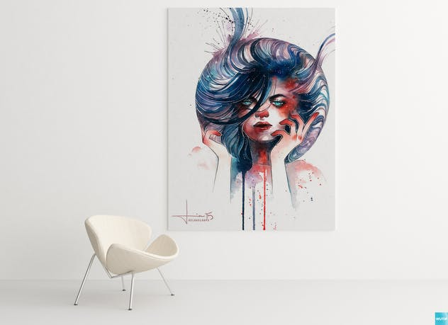 Art Wall Mock-up Vol.1 - product preview 5