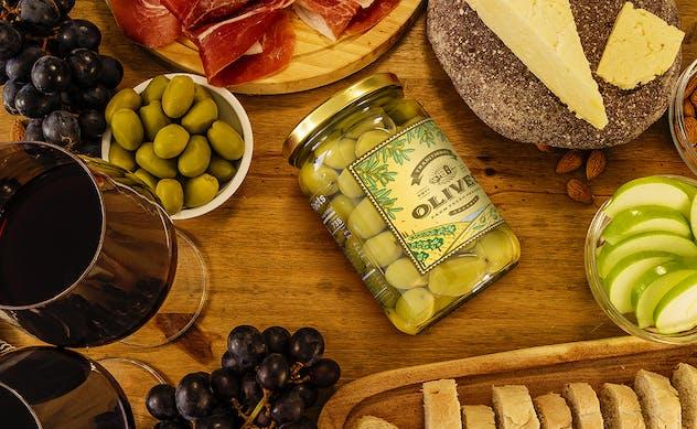 Green Olives Jar Mockup Set Vol 2