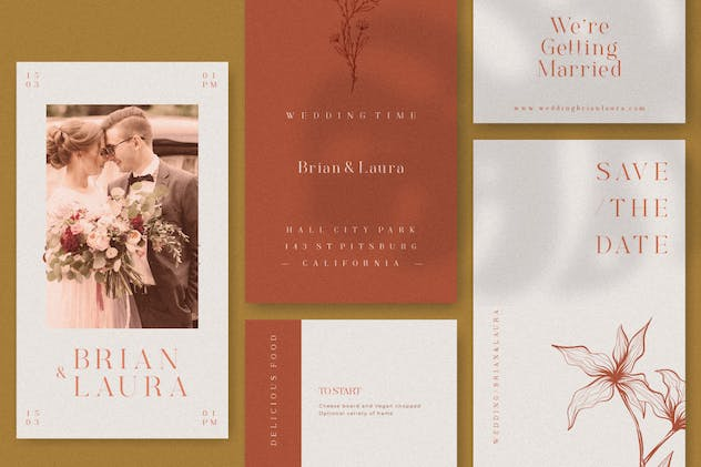 Rostemary Elegant Serif - product preview 7