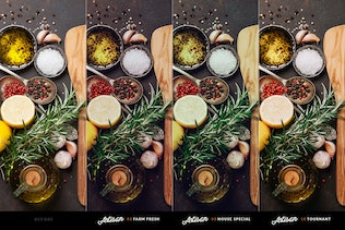 Thumbnail for Artisan - Food Presets for Lightroom & ACR