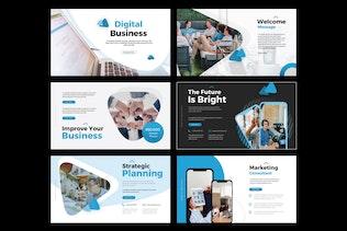 Thumbnail für DIGITAL BUSINESS - Keynote V289