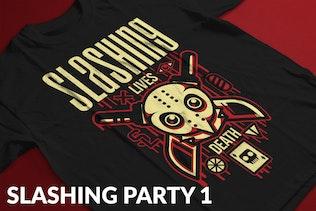 Thumbnail for Slashing Party 1