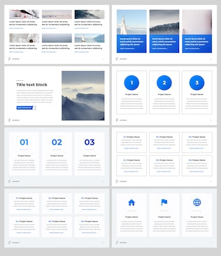 Thumbnail for Proposal Business Template PowerPoint