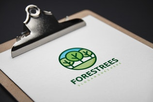 Thumbnail for Forest Trees Logo