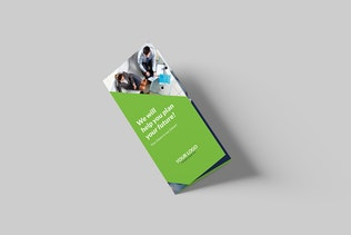 Thumbnail for Brochure – Company Bi-Fold DL