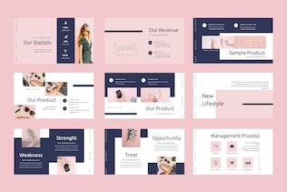 Thumbnail for Click - Fashion Powerpoint Presentation