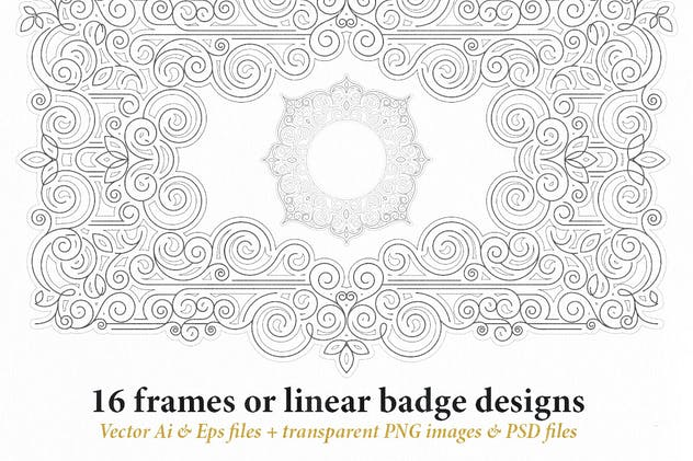 Line Frame Creator 2 - product preview 4