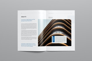 Thumbnail for Annual Report 20 Pages