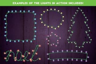 Thumbnail for Fairy Light Generator  - Illustrator Actions