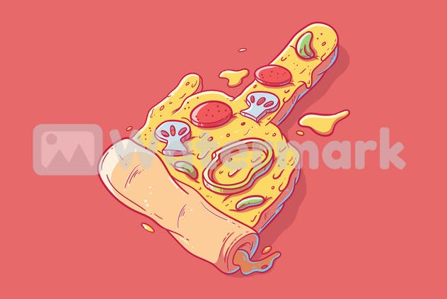 Middle Finger Pizza - product preview 1