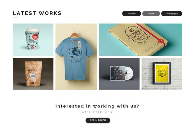 HOAX - Creative Multipurpose Muse Templates YR - product preview 1