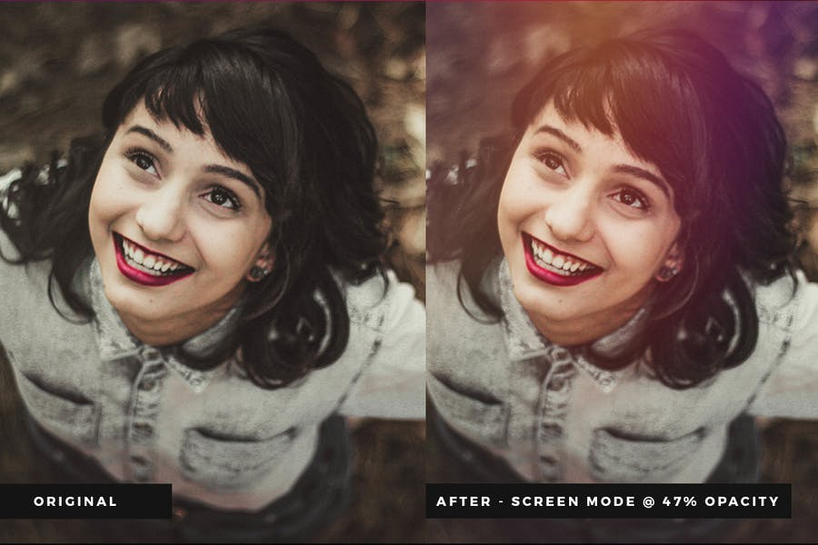 Vintage Light Leak Overlays - product preview 4