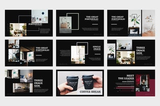 Thumbnail for Bruto : Real Estate Keynote Template
