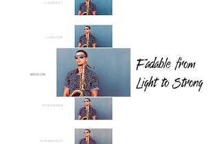 Thumbnail for 30 Nostalgia Lightroom Presets and LUTs