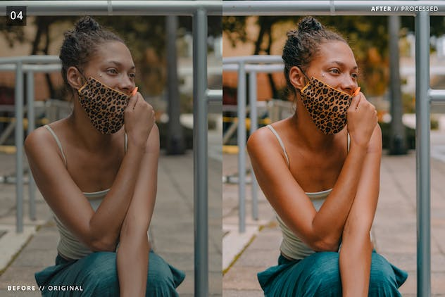 8 Bright Natural Lightroom Presets + Mobile - product preview 4