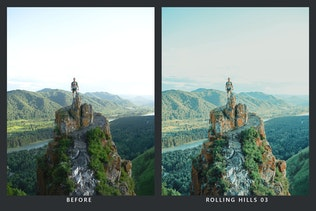 Thumbnail for 20 Clear Day Lightroom Presets and LUTs