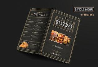 Thumbnail for Elegant Art Deco Restaurant Package