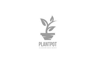 Thumbnail for Plant Pot Logo
