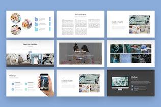 Миниатюра для Медиа - Медицинская презентация PowerPoint